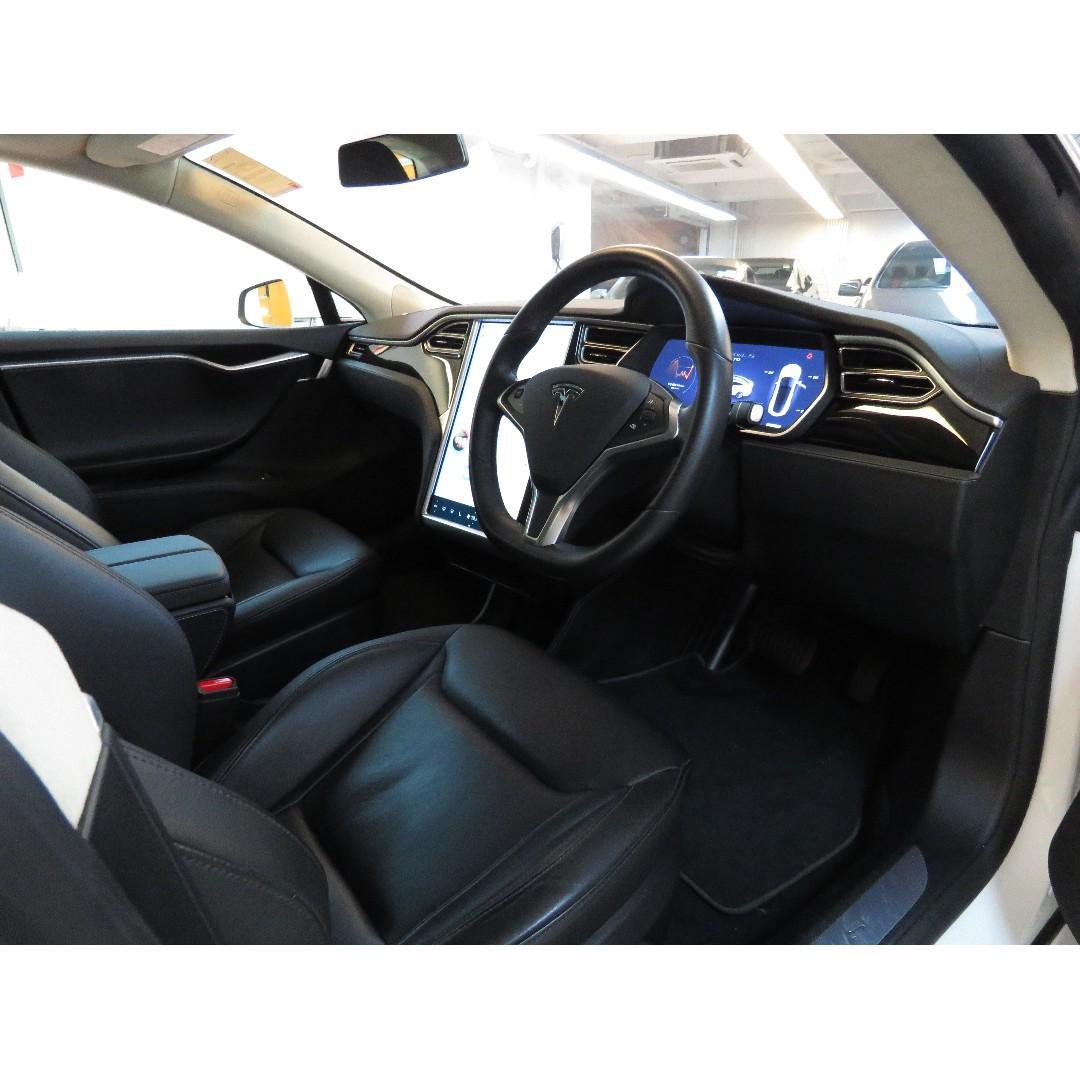 【🚨大量TESLA MODEL S發售中🚨 荔枝角開倉中】 2015 Tesla MODEL S 70