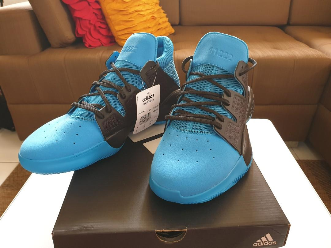 Adidas Pro Vision basketball shoes, Men