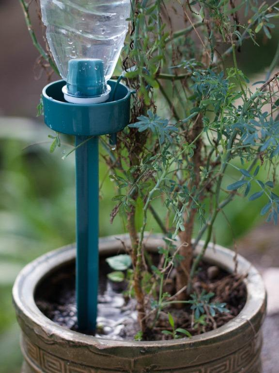 Automatic Plant Water Dripper for Plants ( Portable Irrigation Watering System )