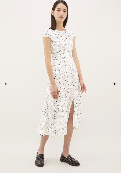 Avilani Cap - Sleeve Dress