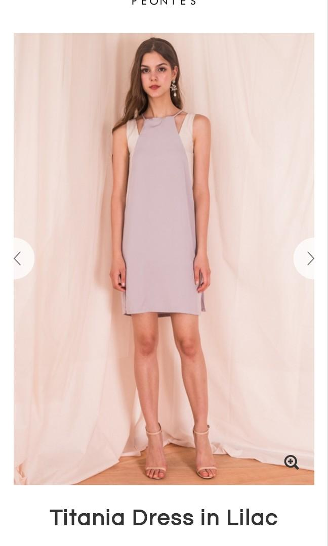 Brand new! Wp titania dress in lilac