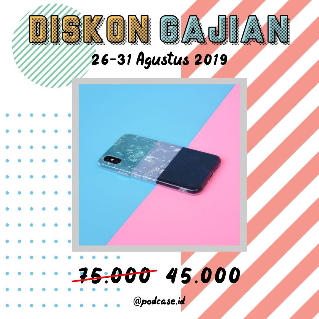 [DISKON GAJIAN 40% FOR: Iphone X/XS]