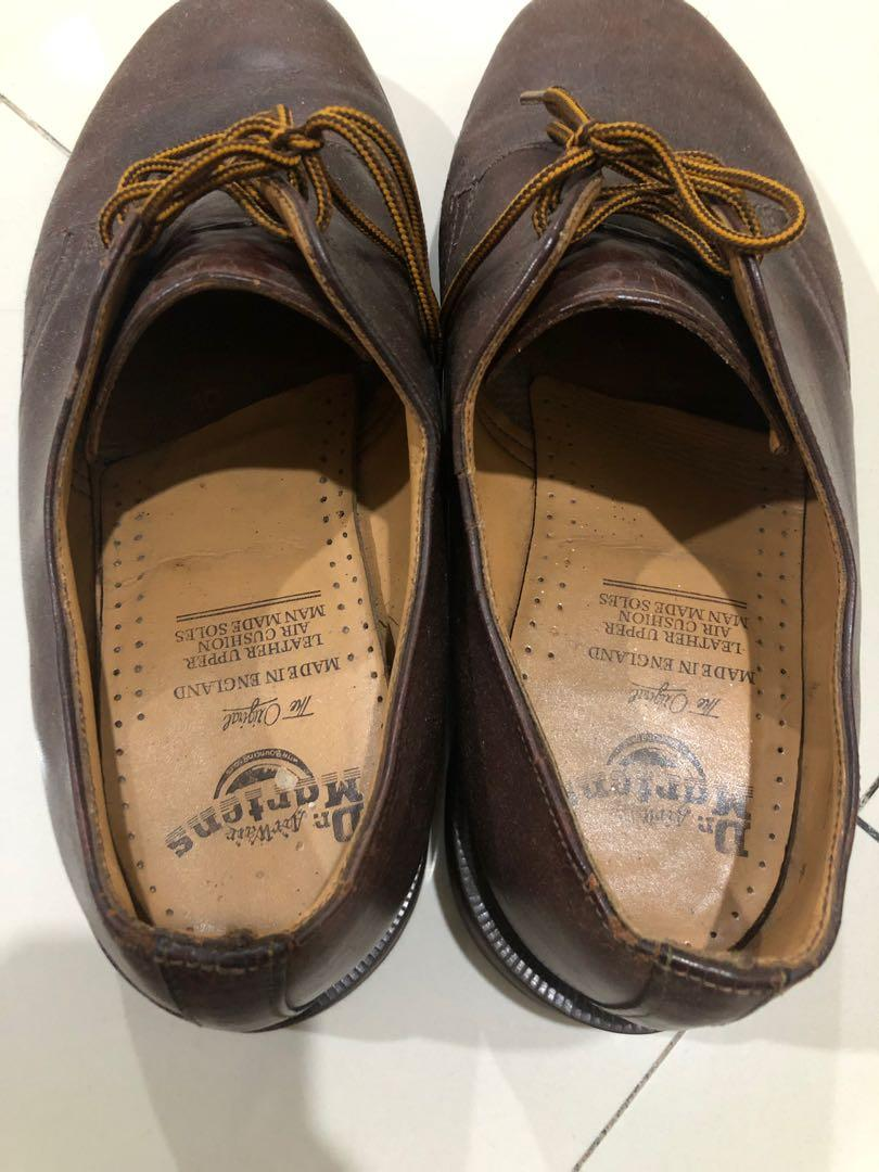 Dr Martens 1461 PW Brown