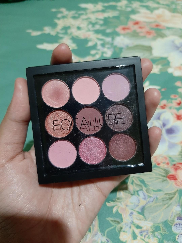 Focallure Nine Eyeshadow