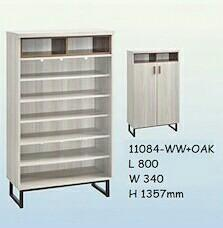 (PO) FREE ASSEMBLY Shoe Cabinet Rack