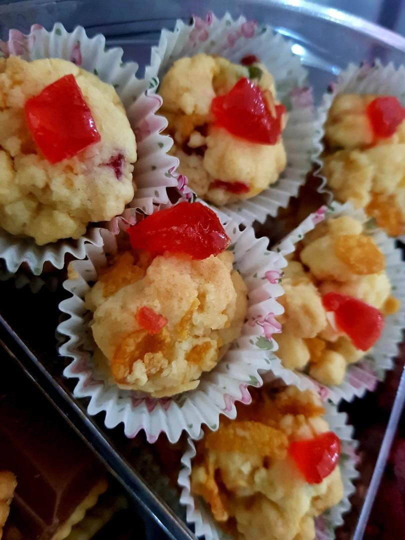 Hari raya deepavali CNYZ Christmas festive cookies