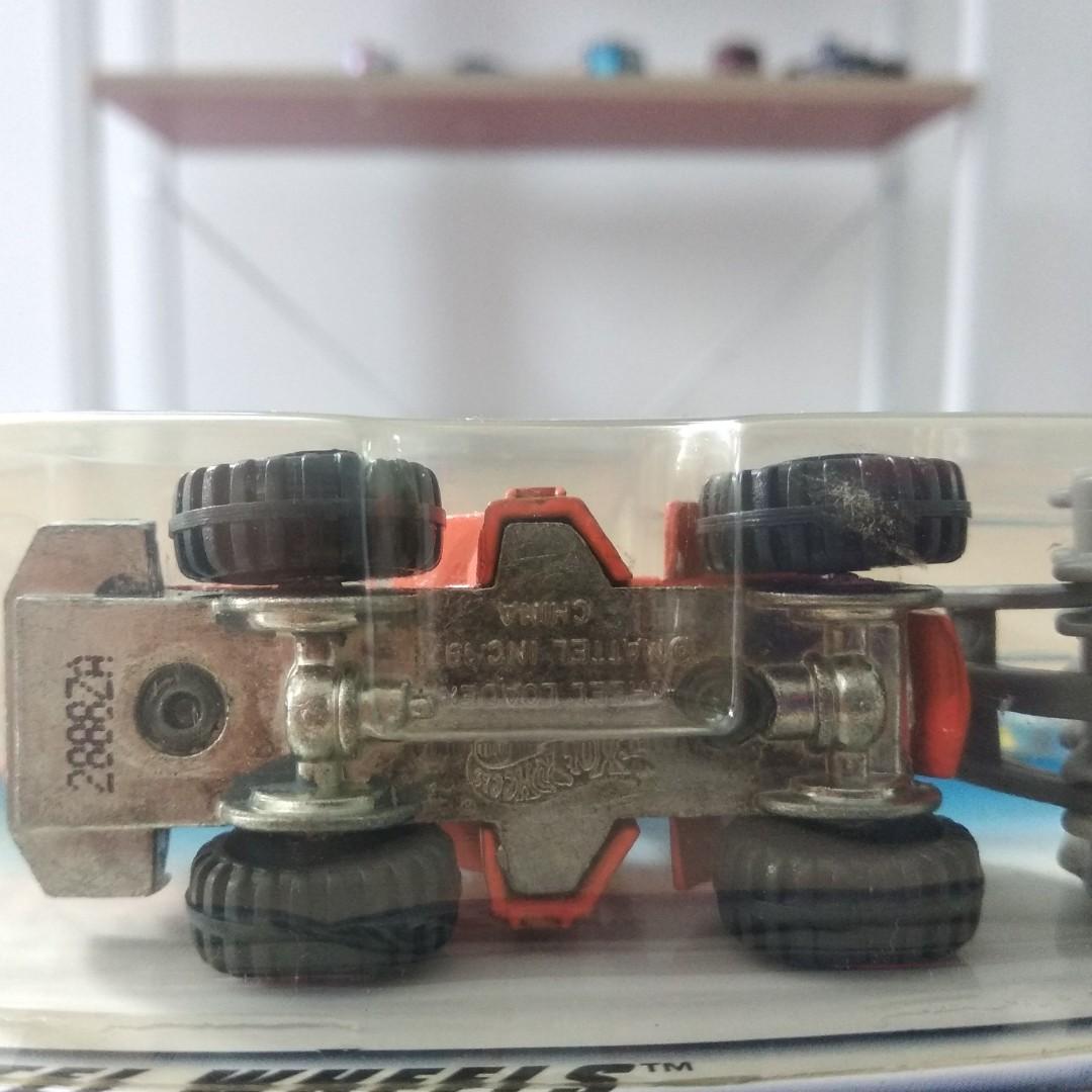 Hotwheels wheel loader