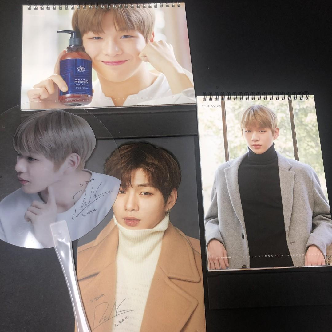 Kang Daniel Official Goods