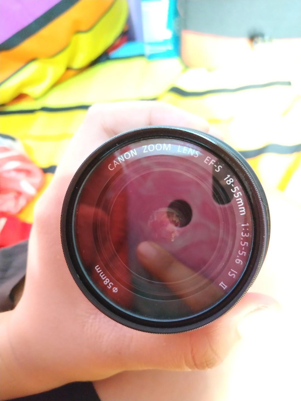 Lensa 18-135mm