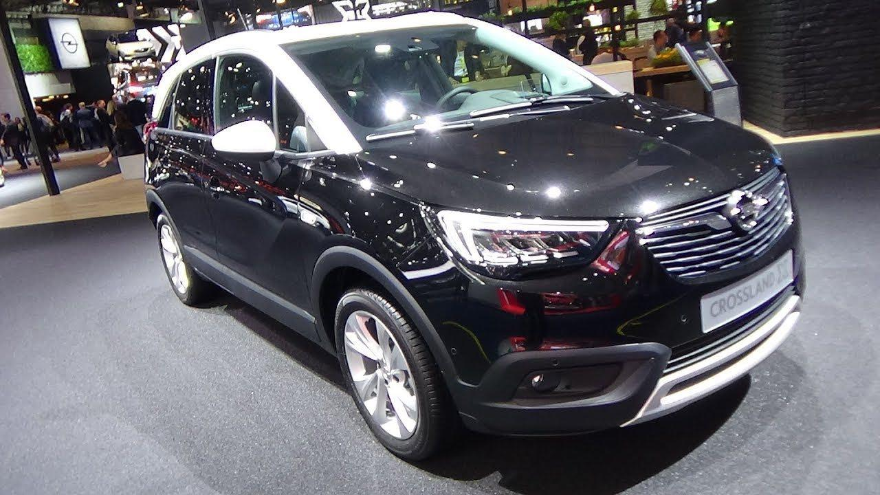 Limited Time Promo for Crossland X compact SUV