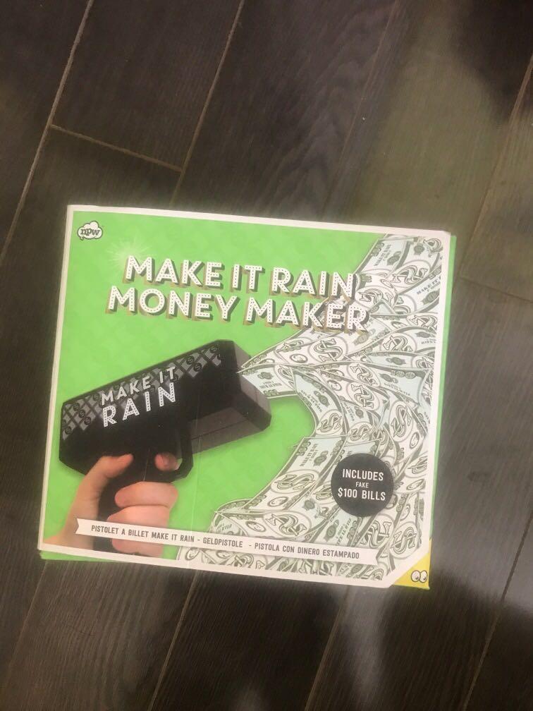 Make it rain money maker from UO