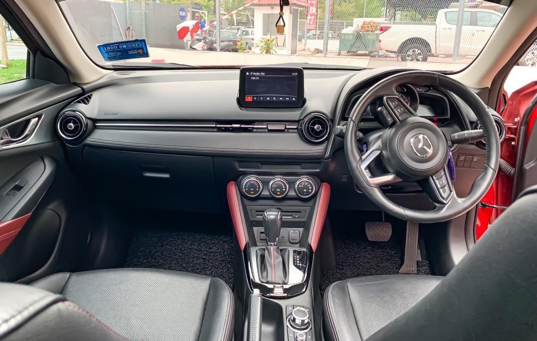MAZDA CX-3 2.0L 2WD SKYACTIV (Auto) FULL SPEC SEWABELI BERDEPOSIT