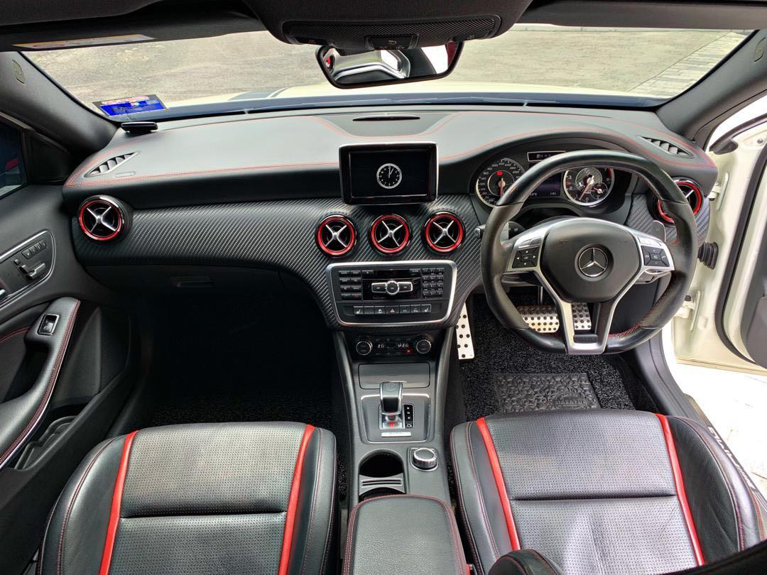 MERCEDES-BENZ A45 AMG EDITION ONE SEWABELI BERDEPOSIT