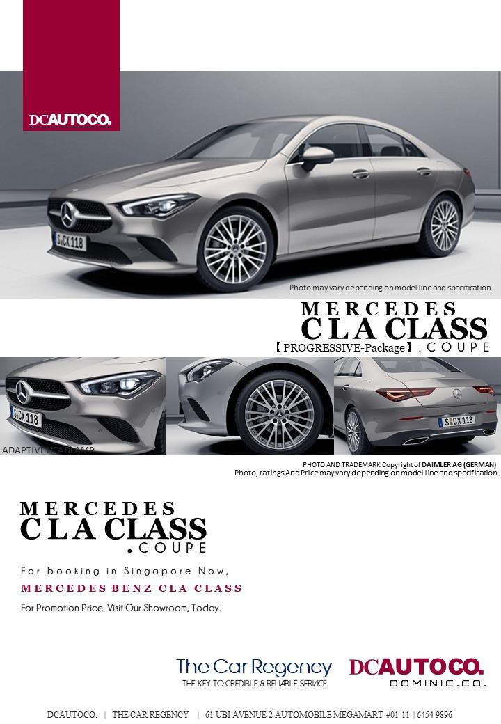 2019 CLA180 Progressives Mercedes Benz **tag CLA250 CLA180 CLA200 CLA 200 180 250