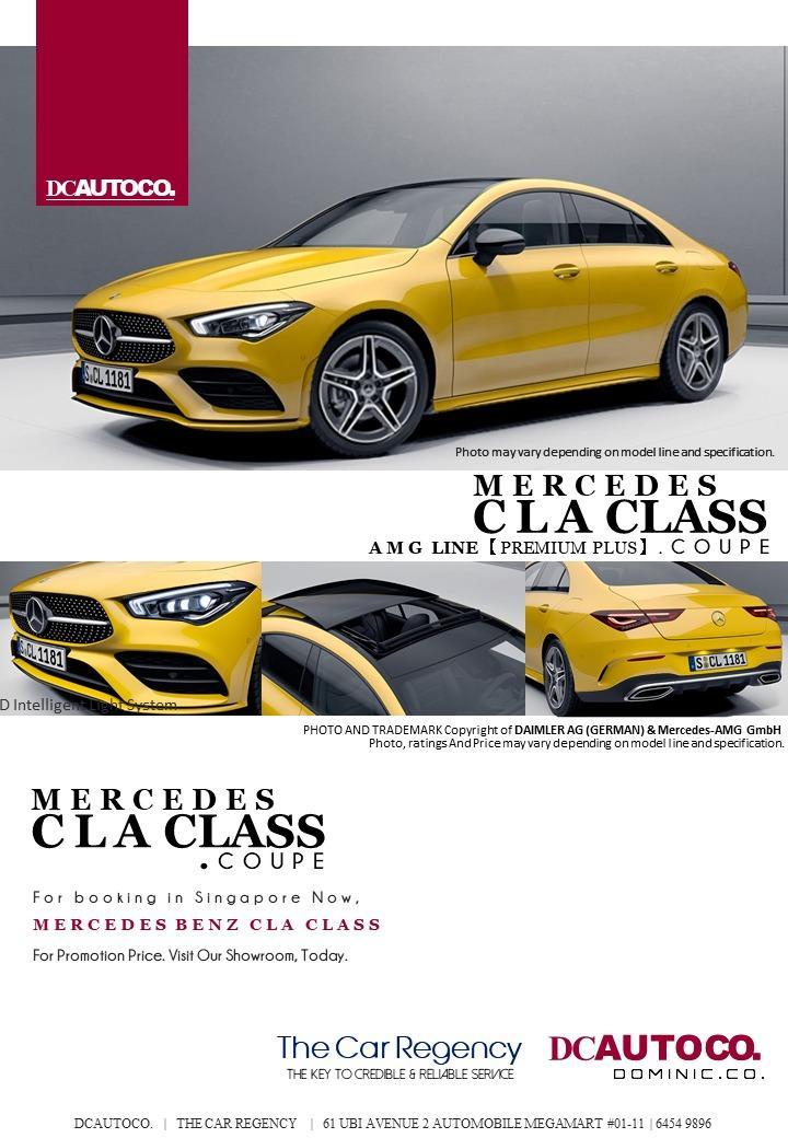 🆕2019 CLA250 Class AMG Line Premium Plus Mercedes Benz **tag CLA250 CLA180 CLA200 CLA 200 180 250