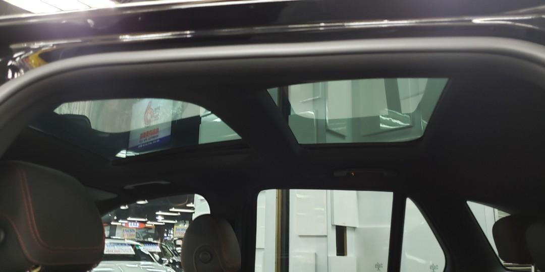 2017 MERCEDES-BENZ GLC 43 AMG