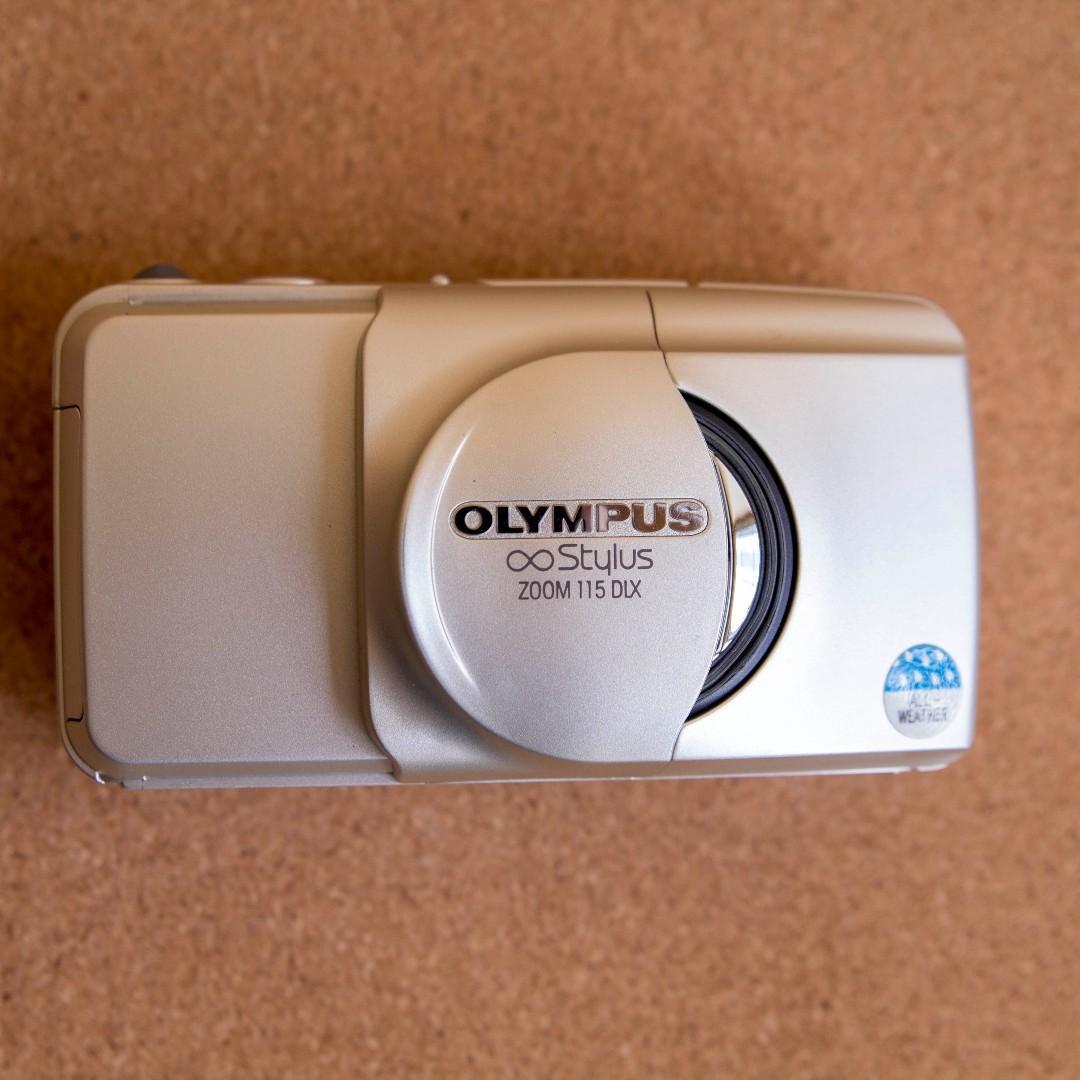 [MINT w Box] Olympus Stylus 115 [FILM TESTED!!!]