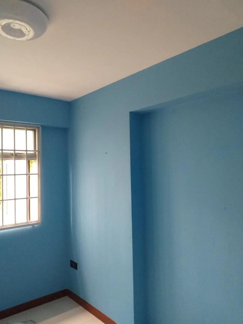 Painting  & plastering services.