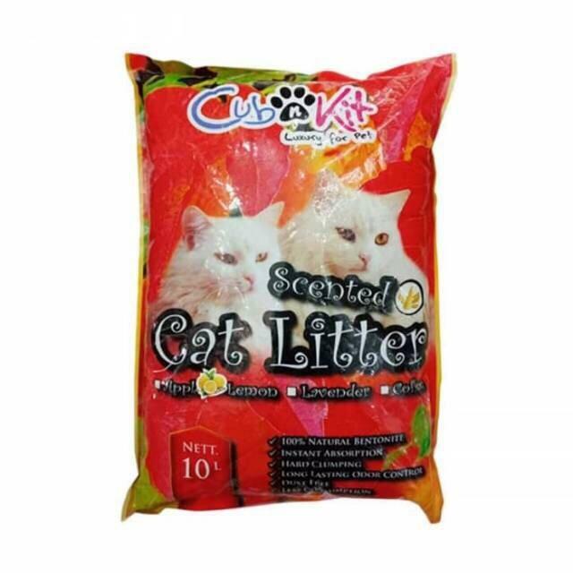 Pasir Kucing 10liter Gumpal Dan Wangi Perlengkapan Hewan Aksesoris Hewan Di Carousell