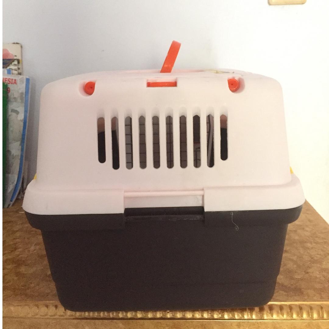Pet Cargo / Carrier / Voyager / Transport Bag Bekas Second Preloved