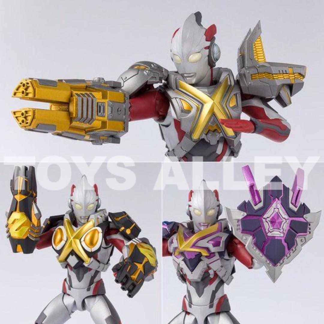 [Preorder] S.H.Figuarts SHF Ultraman X Monsarmor Option Parts Set