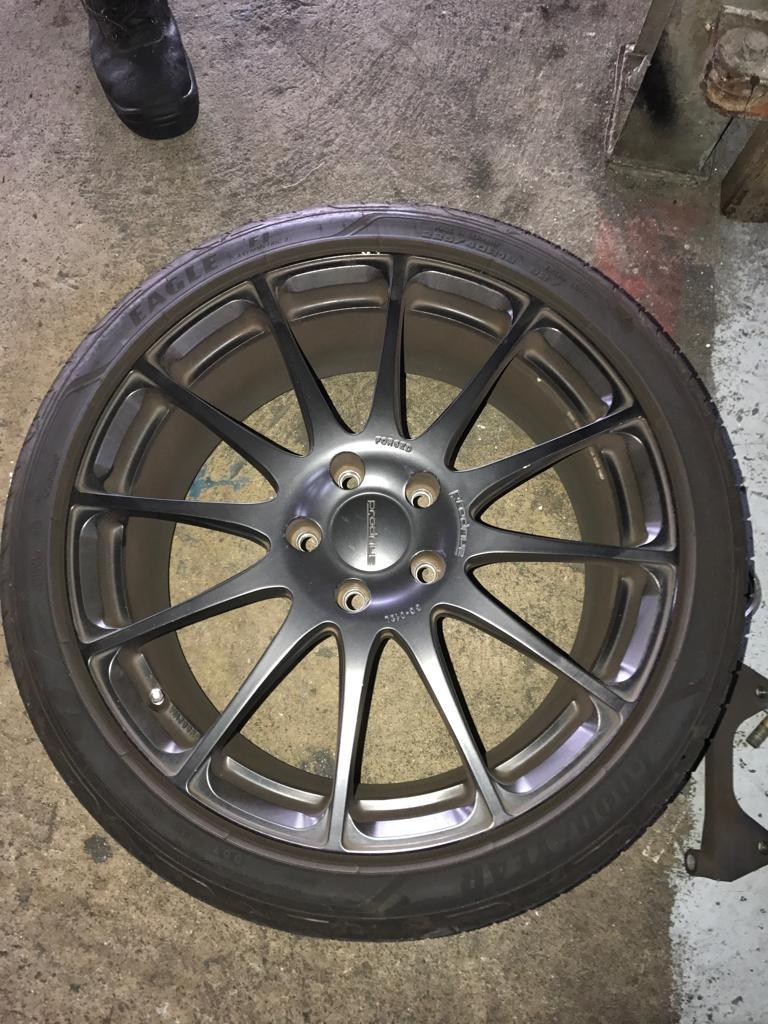 Prodrive GC12L Forged