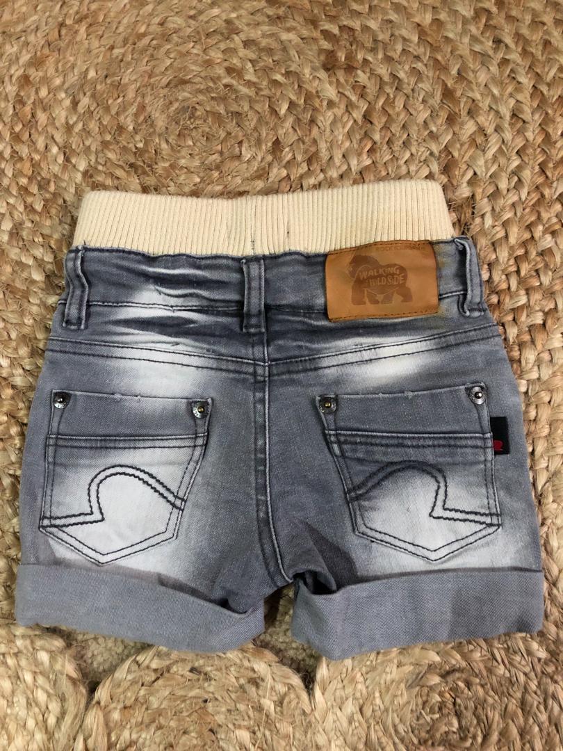 Rock Your Baby Denim Shorts