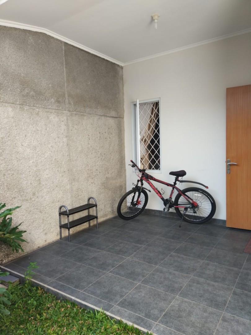 Rumah 1 Lantai, Semi Furnished, di Villa Rizki Ilhami 2, Cluster Mina, Sawangan