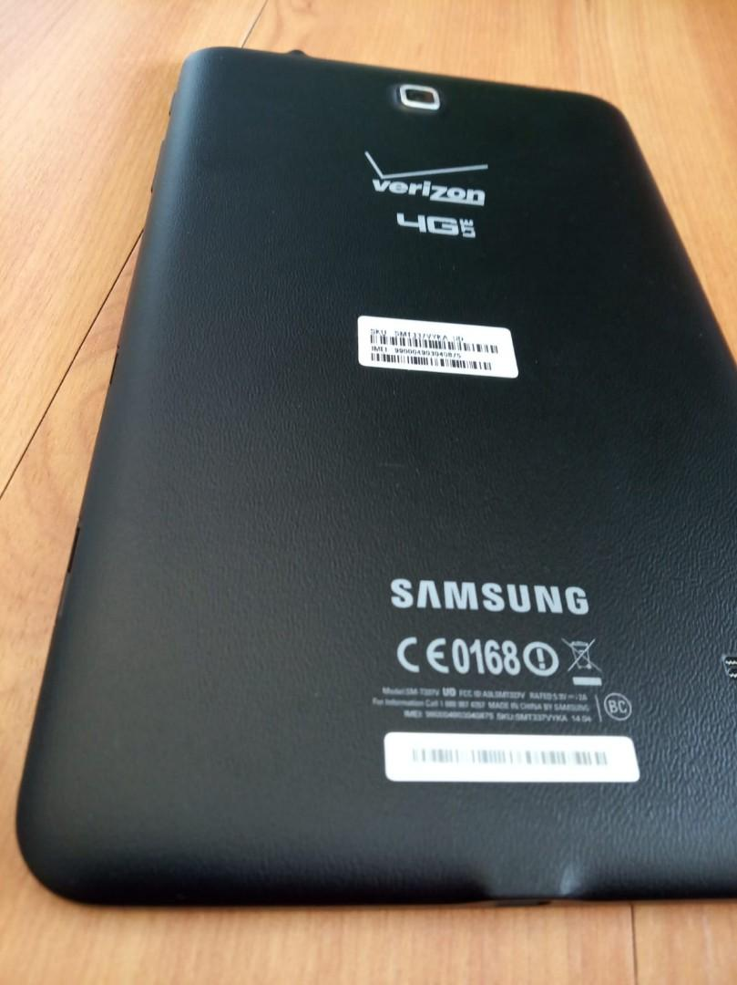 Samsung 4G tablet!! Cheap!! Tab 4