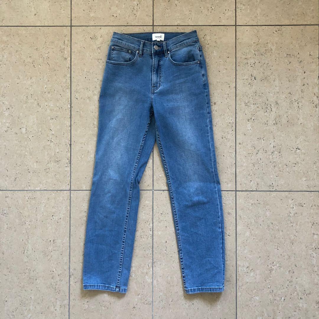 Seed Heritage Blue Denim Jeans