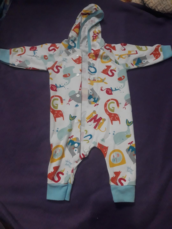 Sleepsuit Velvet Junior
