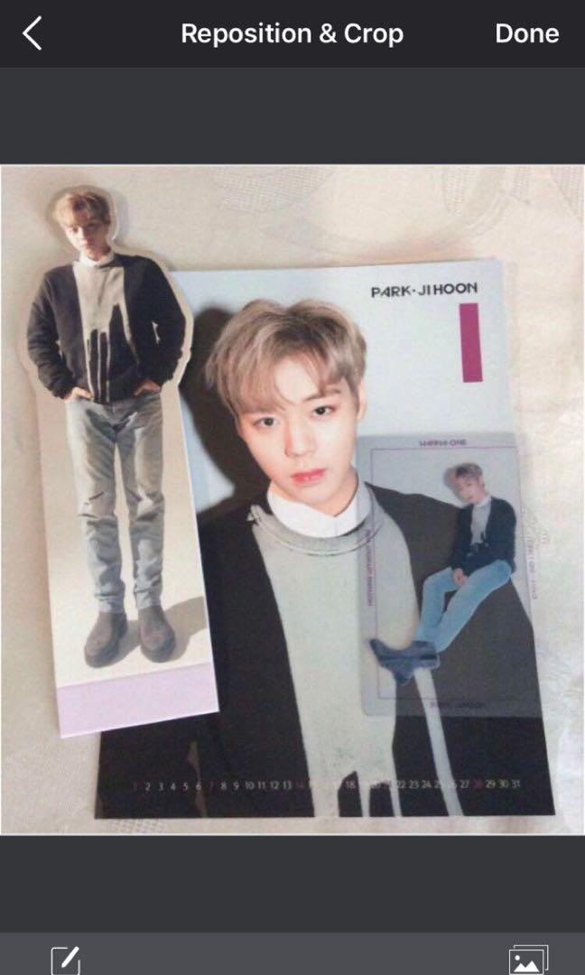 [URGENTLY WTS] Wanna One Nothing Without You Jihoon Full Set