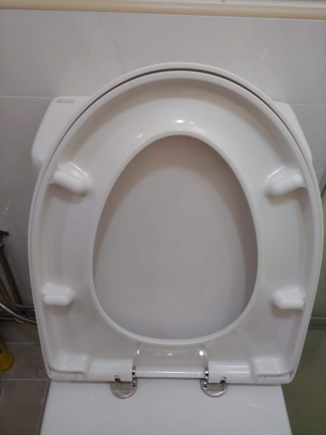 Astonishing Used Toilet Seat Cover Home Appliances Cleaning Alphanode Cool Chair Designs And Ideas Alphanodeonline