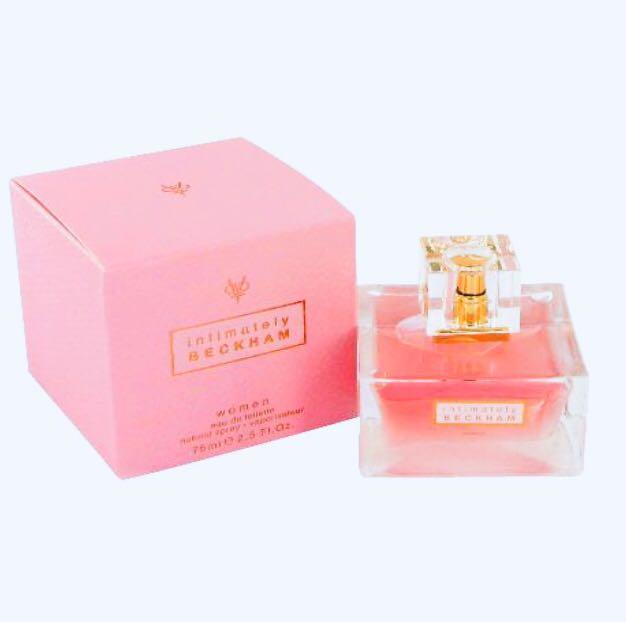 WANTED! Intimately Beckham Perfume