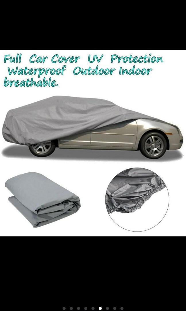 Mercedes C Class 4 Layer Car Cover Waterproof Outdoor Rain UV Sun Dust New Gen