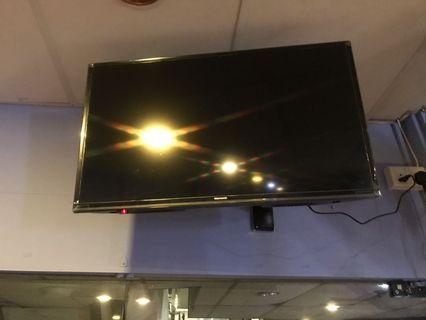 32inch LCD TV with Tiger wall mount