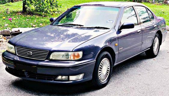 Nissan Cefiro Broughman 3.0 V6