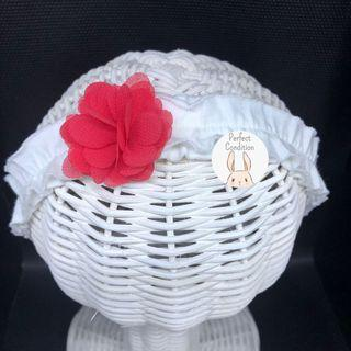 Preloved Simple Flower Headband (Brand: Mothercare)