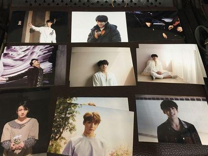 BTS EXHIBITION OFFICIAL JUNGKOOK LIVE PHOTO
