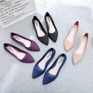 Women jelly shoes sandals