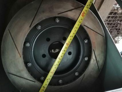 Disc Brake Caliper 4 and 6 port