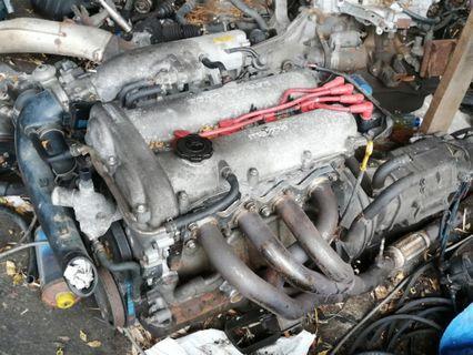 Mazda mx-5 B6 engine