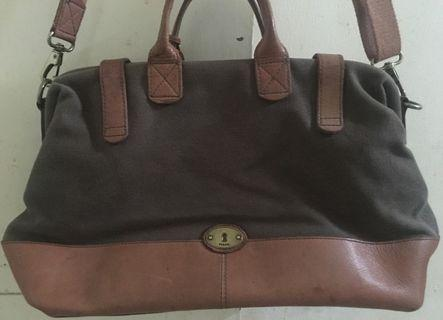 Fossil doctor bag