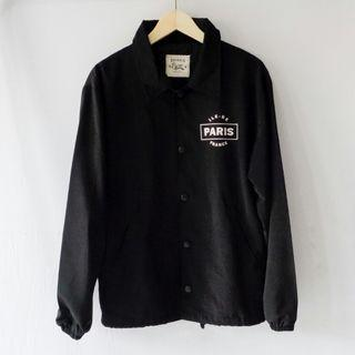 Coach Jacket Hidden Eight