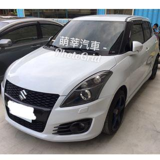 2012 Suzuki Swift 1.6 Sport 白