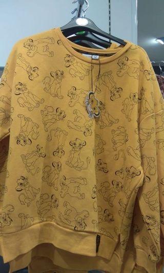 Sweater simba original primark