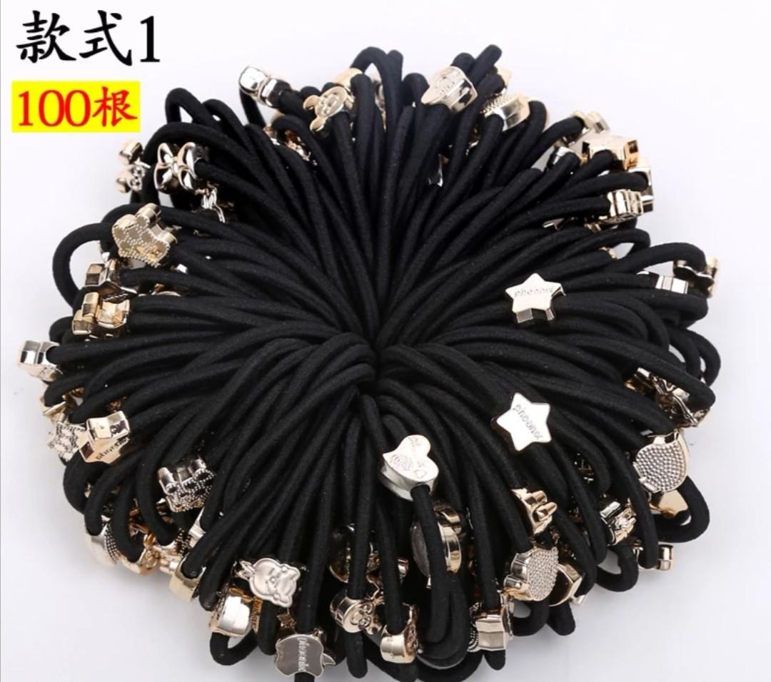 100pcs HAIRTIE