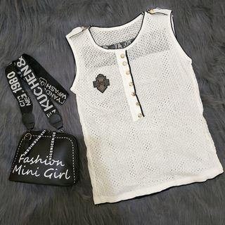 TANKTOP WHITE IMPORT