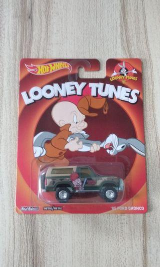 Hotwheels 85 ford bronco