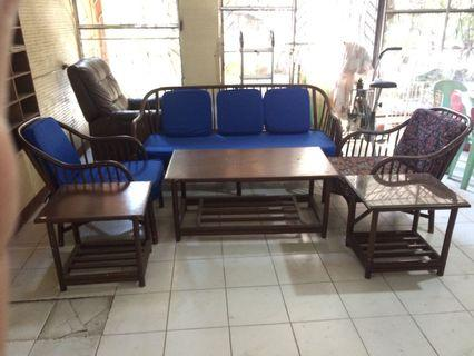 Rattan Set Home Furniture Carousell Philippines